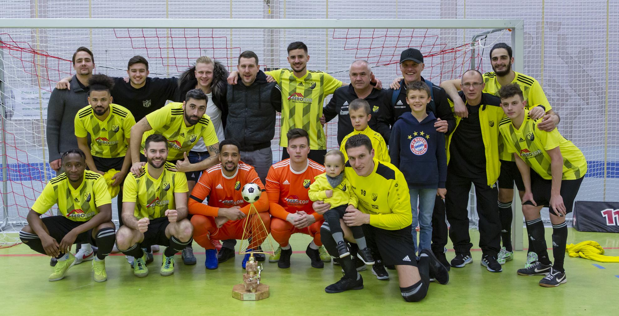 SV Morlautern gewinnt die Stadtmeisterschaft
