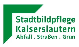 Stadtbildpflege stellt Grünschnittcontainer auf