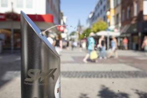 Trinkwasserbrunnen in der Innenstadt wird vorerst nicht sprudeln