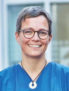 Erste Chefärztin am Westpfalz-Klinikum