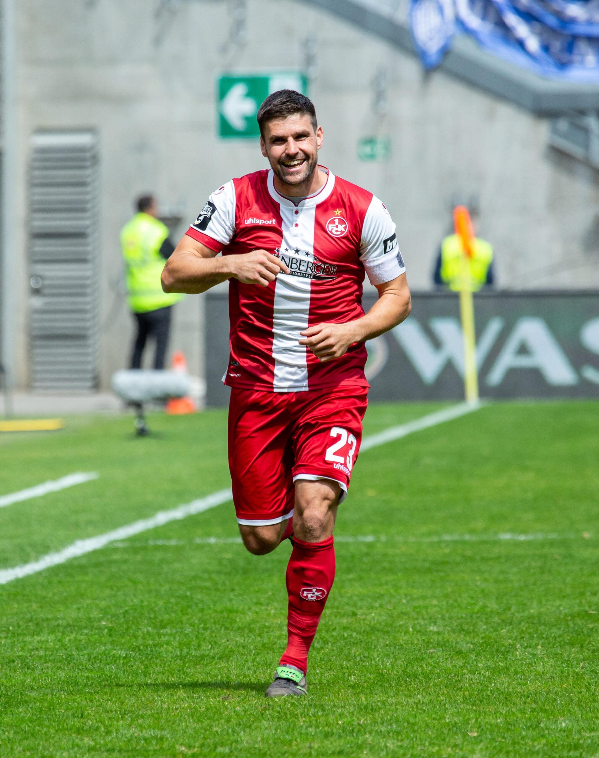 Florian Dick ab sofort wieder im Dienste des FCK