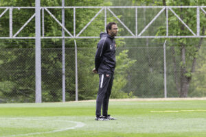 FCK Training in der Corona Phase