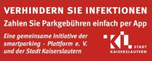 Stadt empfiehlt die Nutzung von Park-Apps