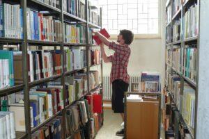 Pfalzbibliothek Kaiserslautern ab 5. Mai geöffnet