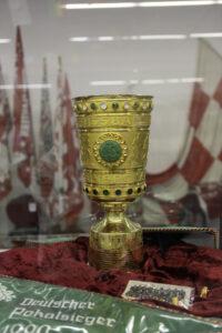 FCK-Museum öffnet zum Pokaljubiläum