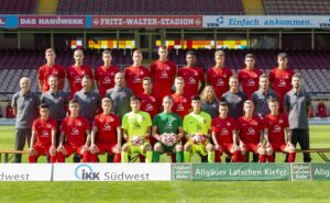 U17 Junioren des 1. FCK in der  nächsten Saison wieder erstklassig