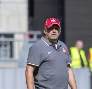 Moser nicht mehr U21 Trainer in der neuen Saison