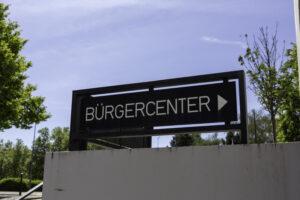 Bürgercenter für vier Tage geschlossen