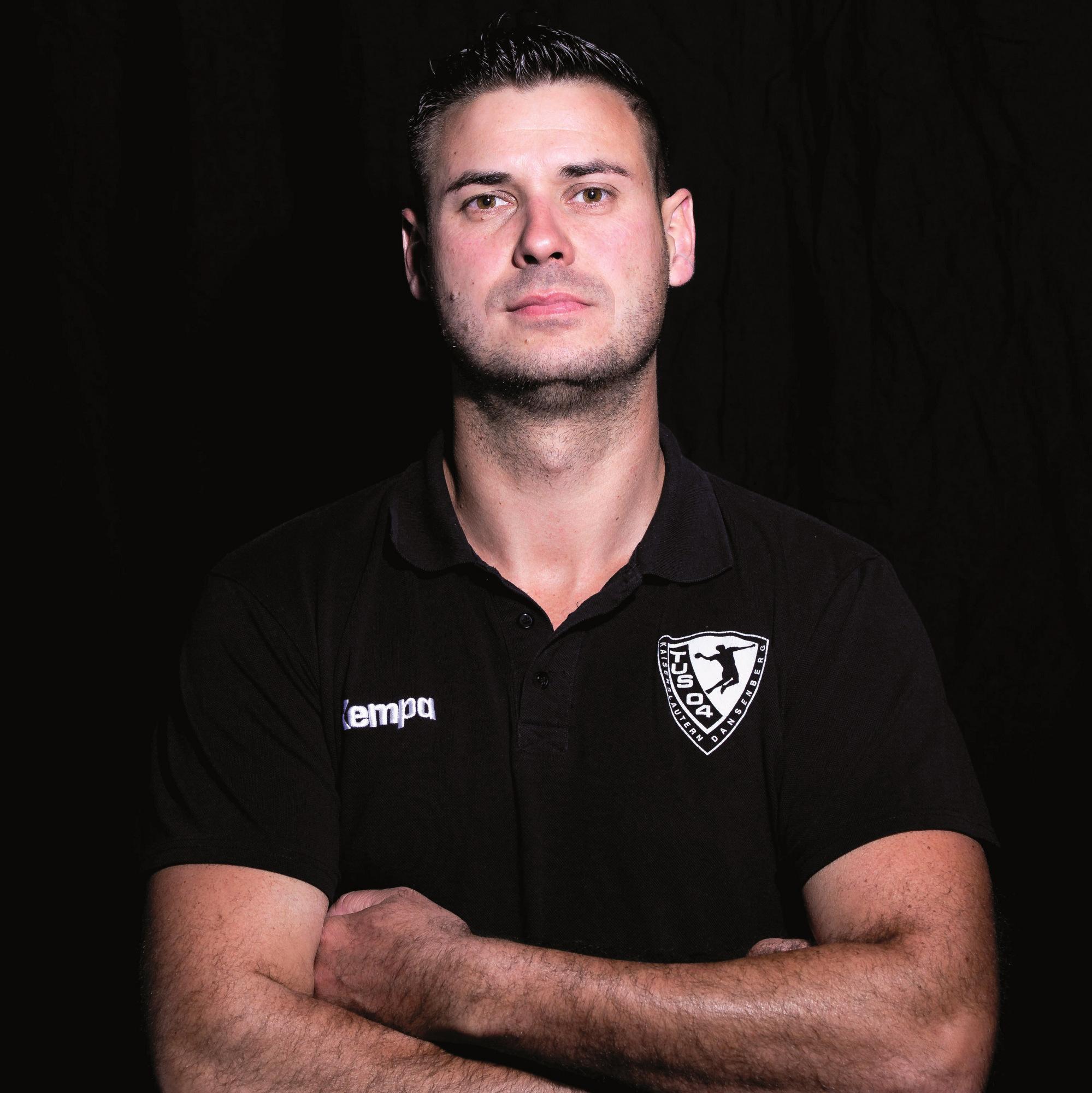 Marco Sliwa zurück in Dansenberg