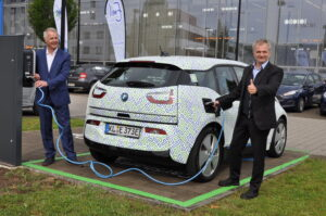 Elektromobilität weiter ausgebaut