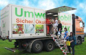 ZAK Umweltmobil: Sammlung von Schadstoffen aus Haushalten findet wieder statt