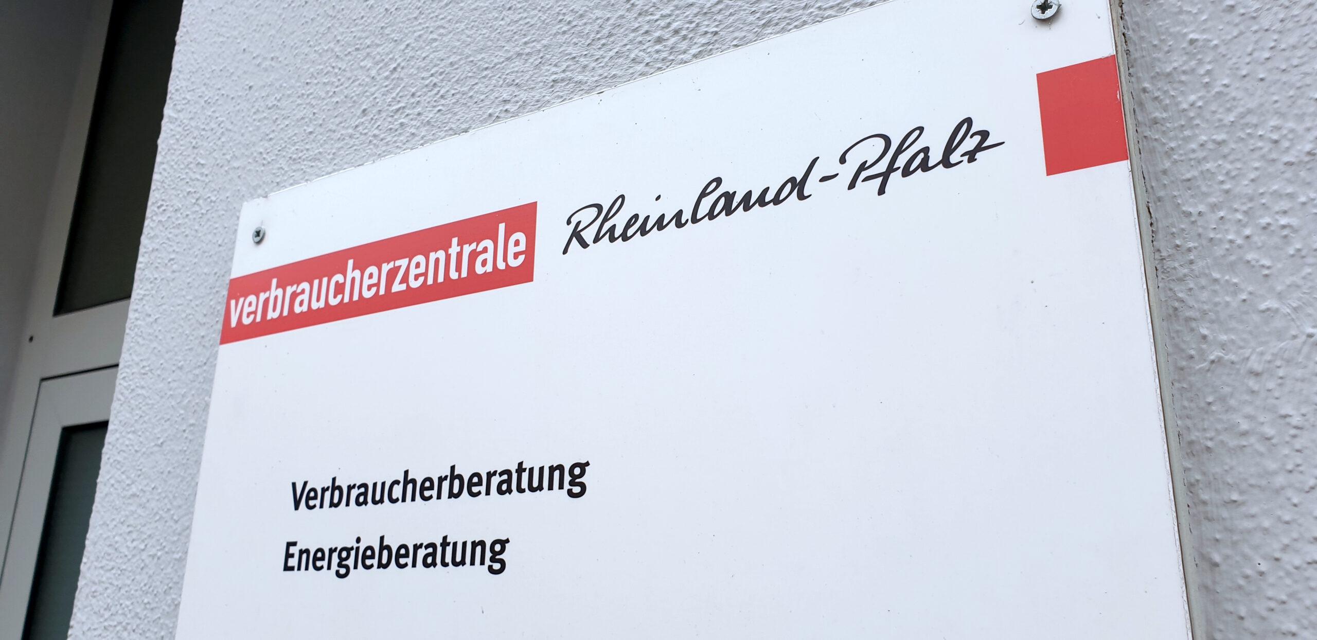 Verbraucherzentrale Kaiserslautern: Terminvereinbarung mit persönlicher Beratung ab sofort wieder möglich
