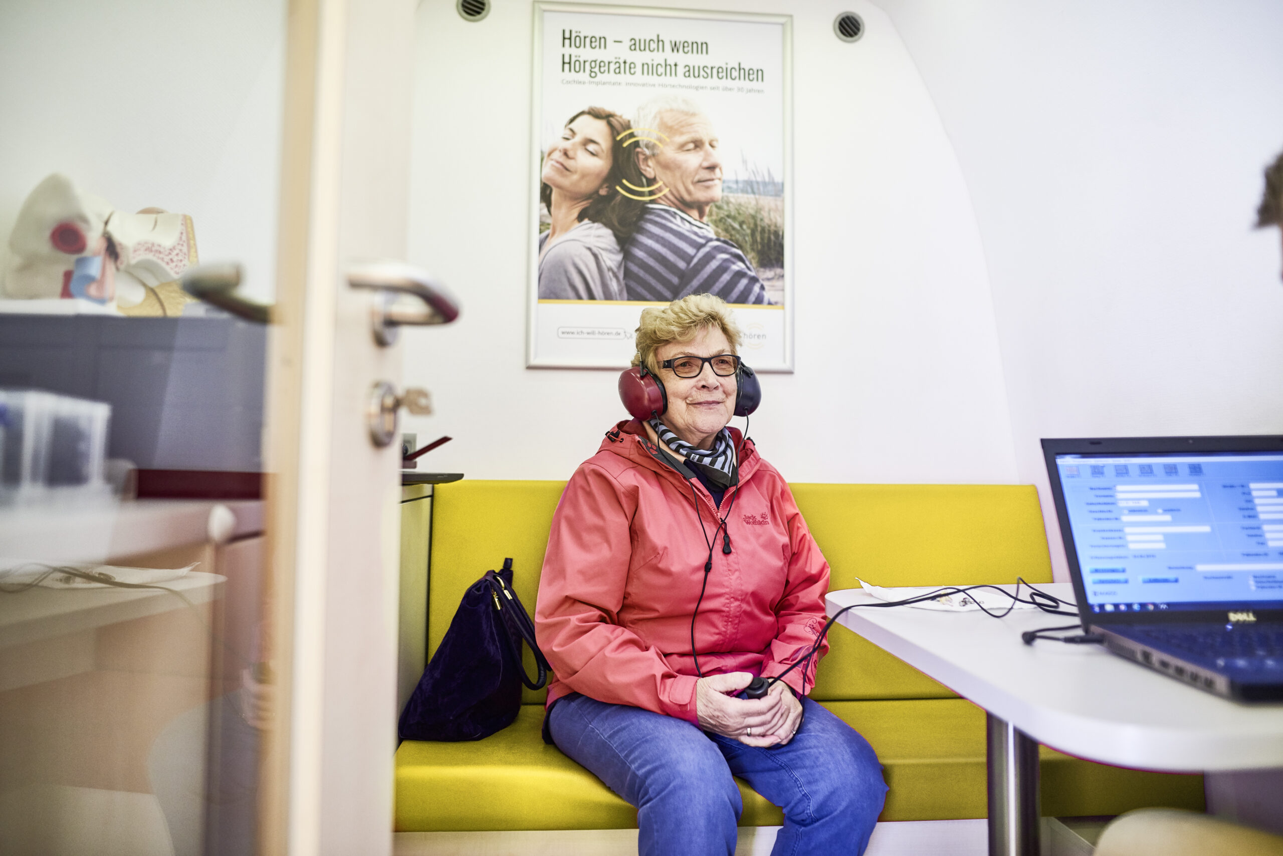 Café für Cochlea-Implantat-Träger