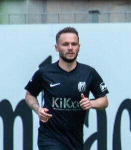 Marius Kleinsorge verstärkt den FCK