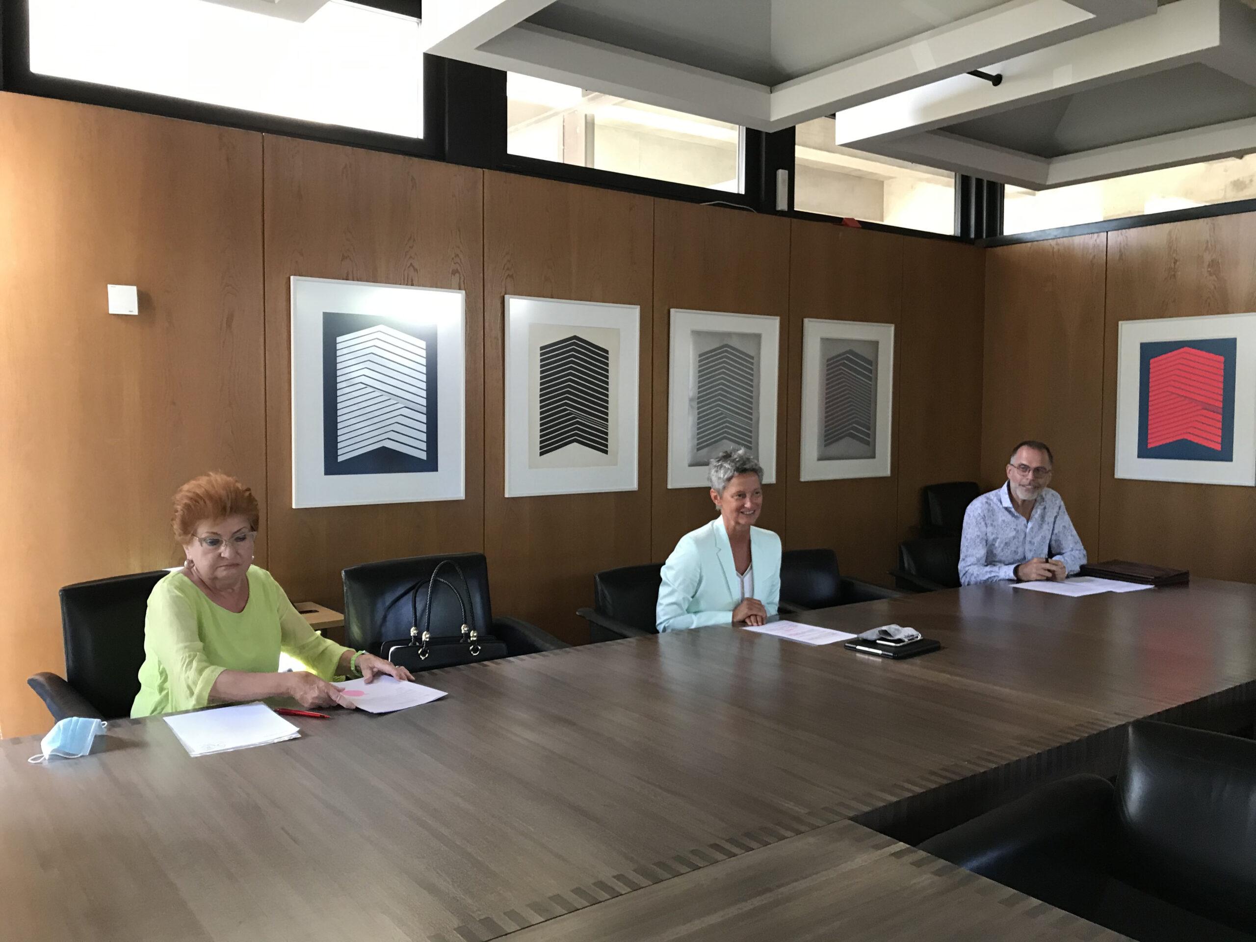 Bürgermeisterin Kimmel ruft zu Wahlbeteiligung auf