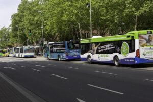 Land fördert barrierefreien Ausbau von Bushaltestellen in Kaiserslautern