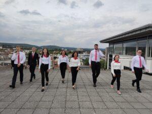 Kreissparkasse Kaiserslautern begrüßt neue Auszubildende