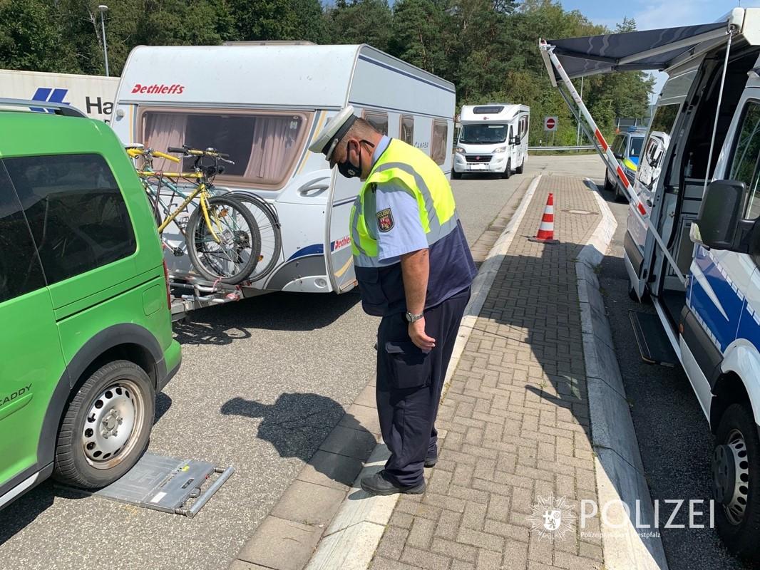 Länderübergreifende Kontrolle des Fernreiseverkehrs