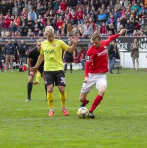Andri Rúnar Bjarnason wechselt nach Dänemark