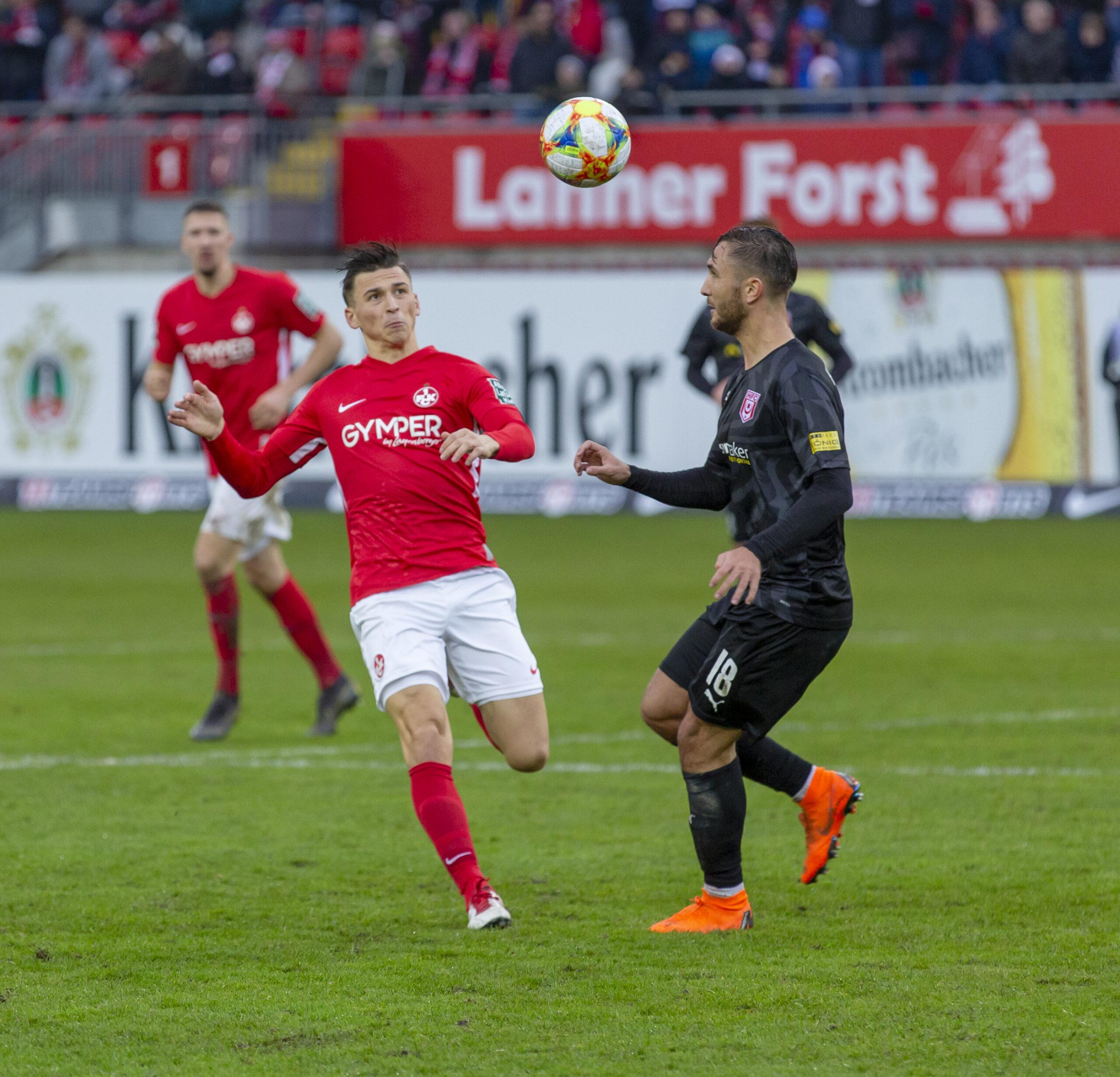 Theo Bergmann verlässt den 1. FC Kaiserslautern