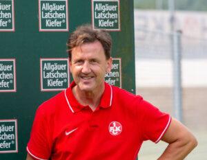 Uwe Scherr übernimmt die sportliche Leitung des Nachwuchsleistungszentrums