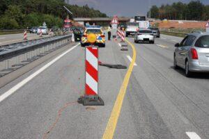 A6/Unfall im Baustellenbereich – Zeugen gesucht