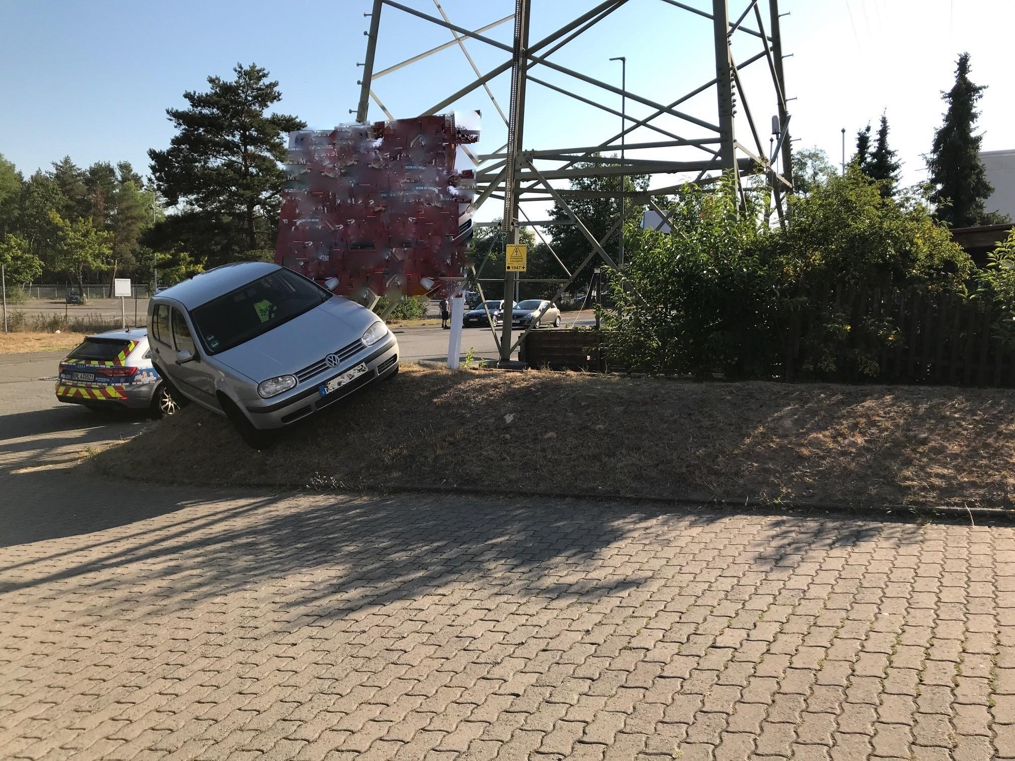 Schattige Parkplätze sind gefragt