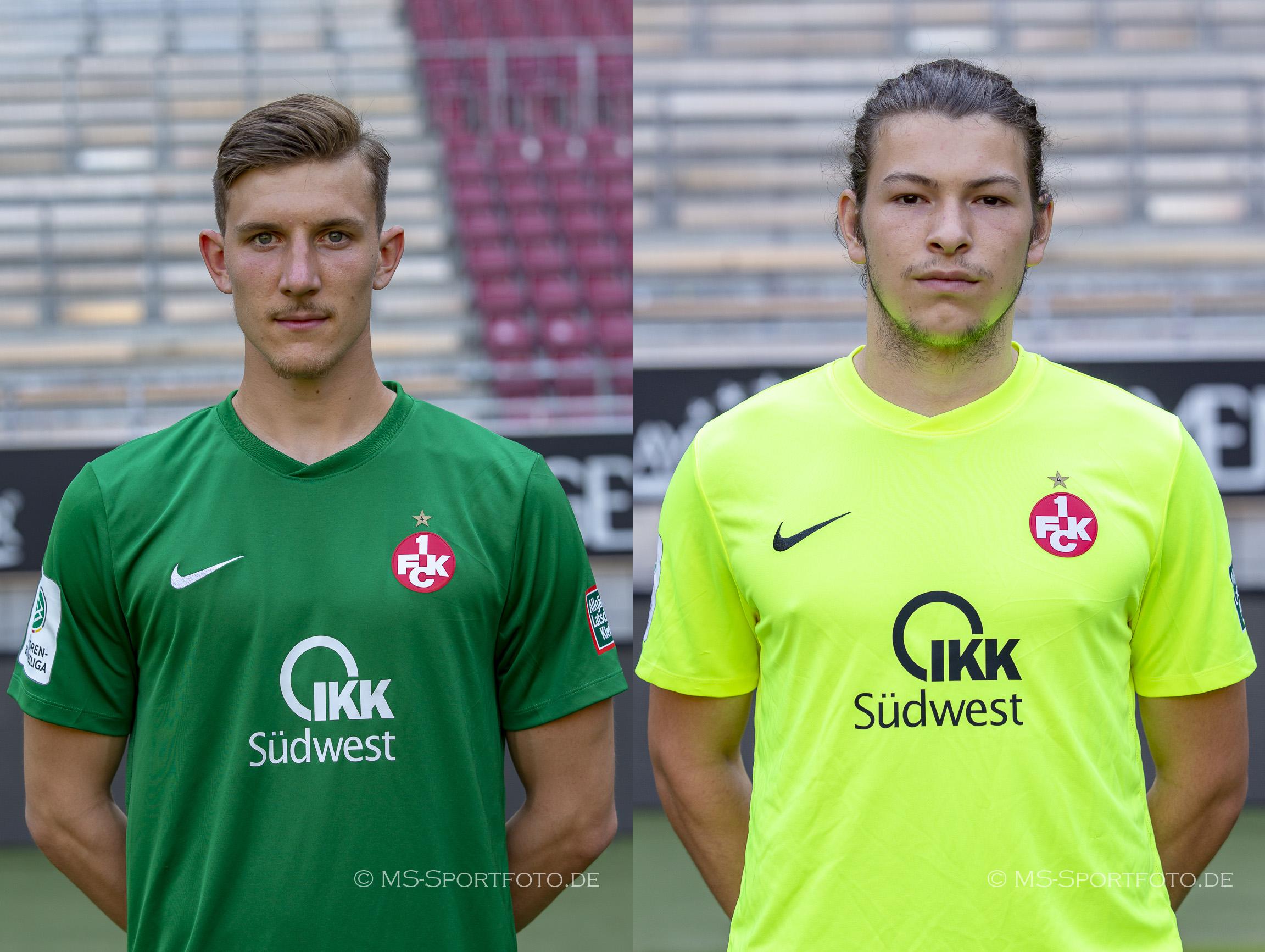 1. FCK Talente beim DFB
