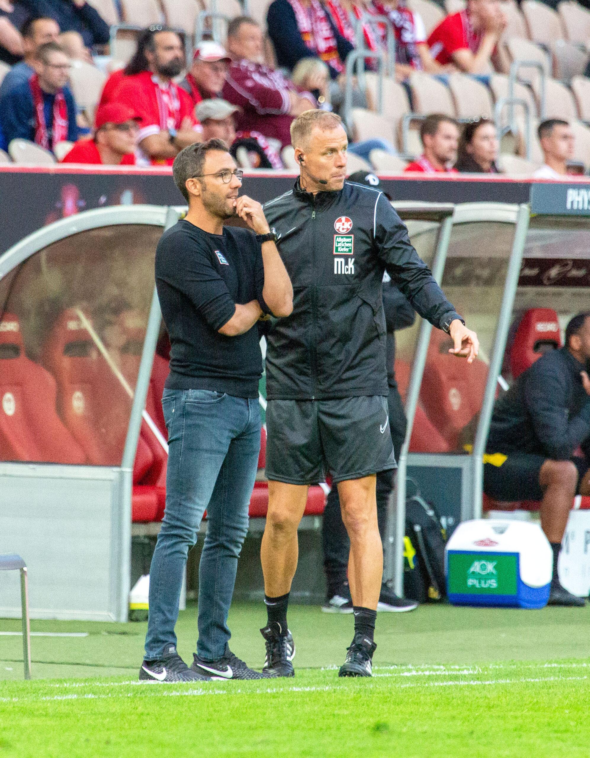 FCK stellt Boris Schommers frei