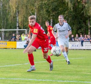 Elias Huth verlängert beim FCK