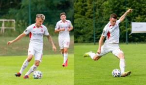 Florian Pick und Christian Kühlwetter verlassen den FCK