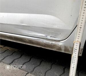 Mehrere Unfälle mit Fahrerflucht am Sonntag