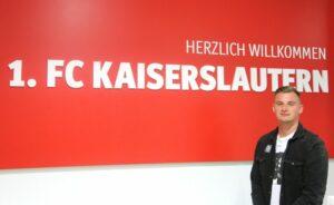 Marlon Ritter wechselt zum FCK