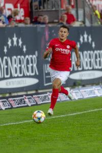 Antonio Jonjić verlässt den 1. FC Kaiserslautern