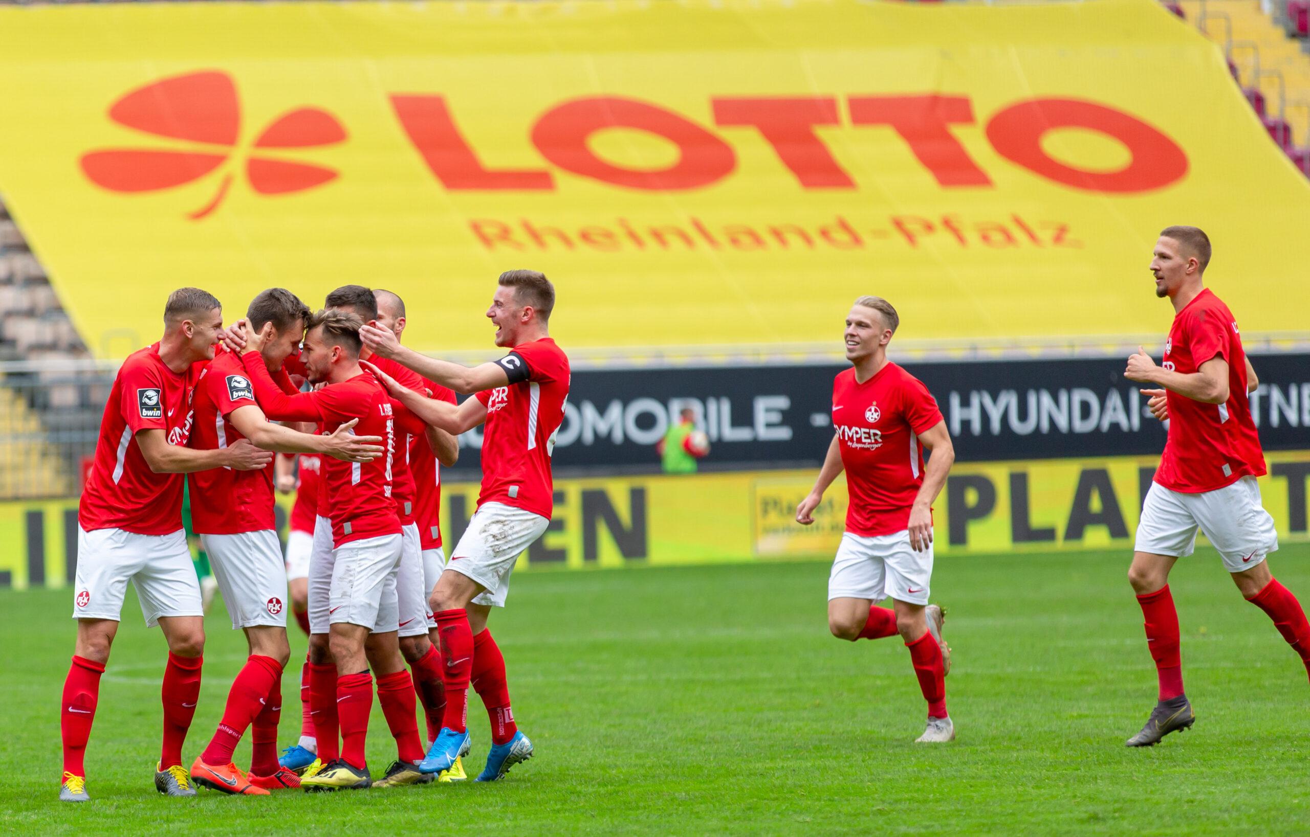 LOTTO Rheinland-Pfalz verlängert seine Partnerschaft mit dem FCK