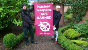 Mayors for Peace begrüßen Inkrafttreten des Atomwaffenverbotsvertrages