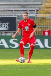 Janik Bachmann wechselt nach Sandhausen