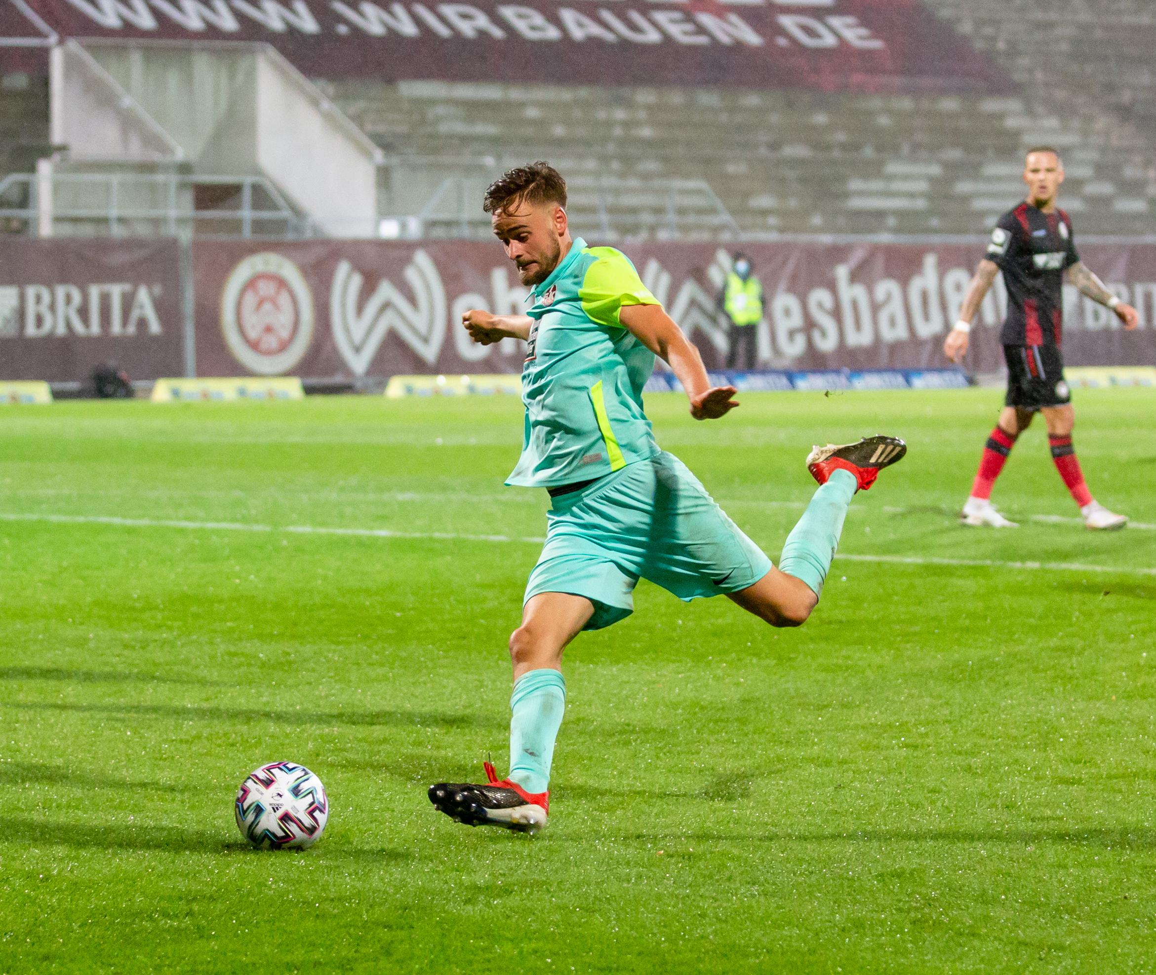 Lucas Röser auf Leihbasis nach München