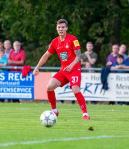 Jonas Scholz verlässt den FCK