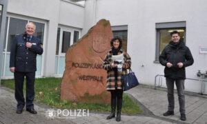 Besuch der Sternsinger im Polizeipräsidium Westpfalz – diesmal anders