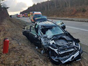 Westpfalz, Verkehrsunfallbilanz 2020 der Polizeiautobahnstation Kaiserslautern