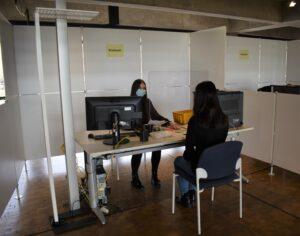 Wahlbüro im Rathausfoyer hat geöffnet