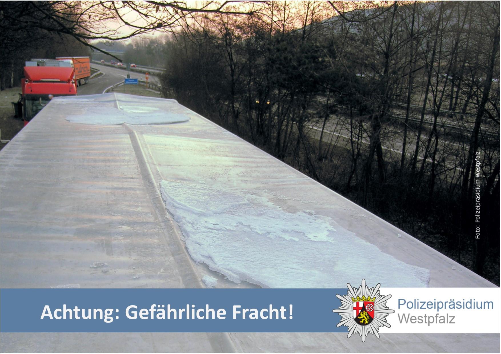 Vorsicht, tieffliegende Eisplatten!