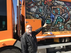 Stadtbildpflege setzt auf Graffiti-Koordinator