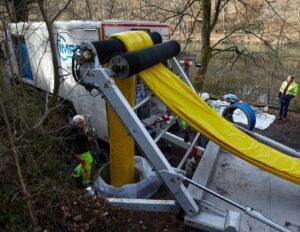 Kanalsanierung am Opelsammler schreitet voran