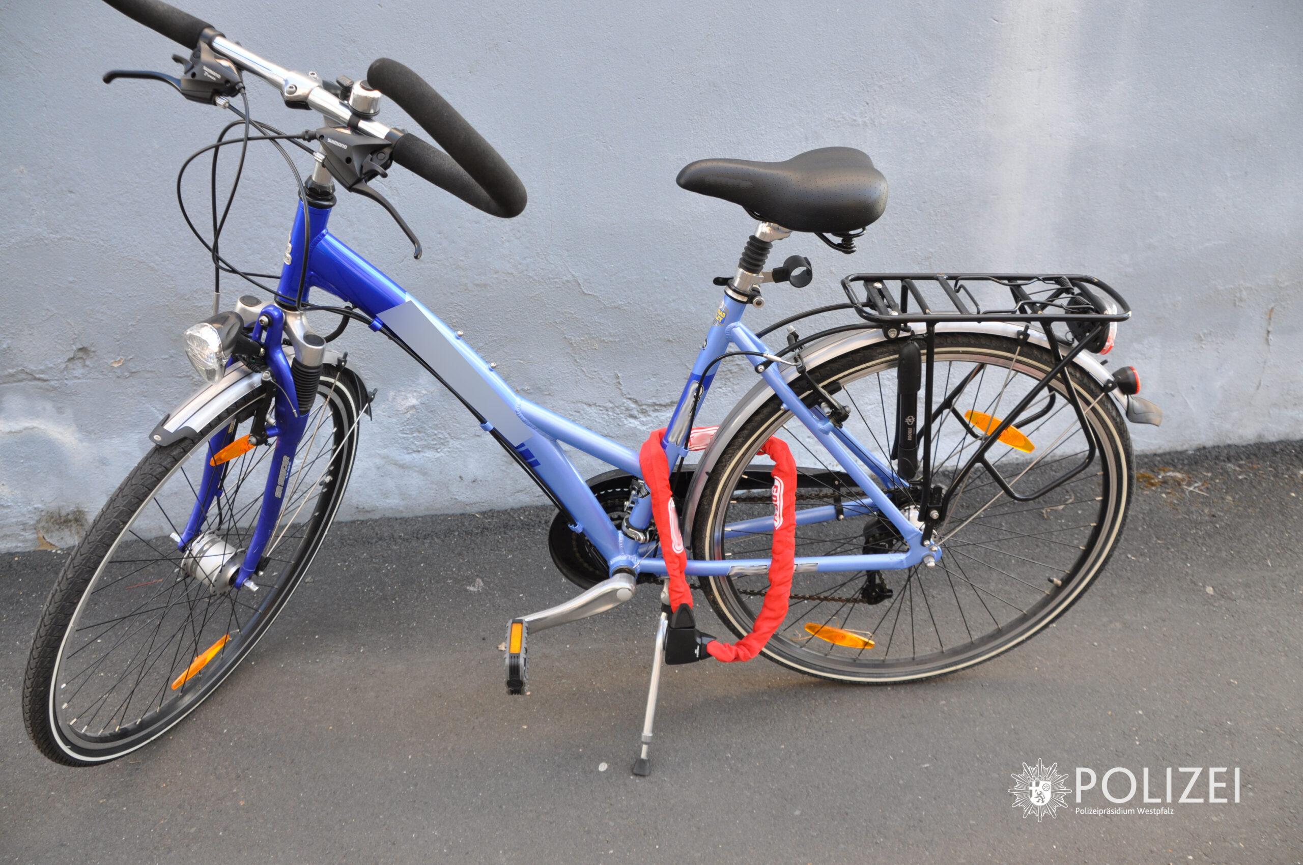 Schützen Sie sich vor Fahrraddiebstahl!