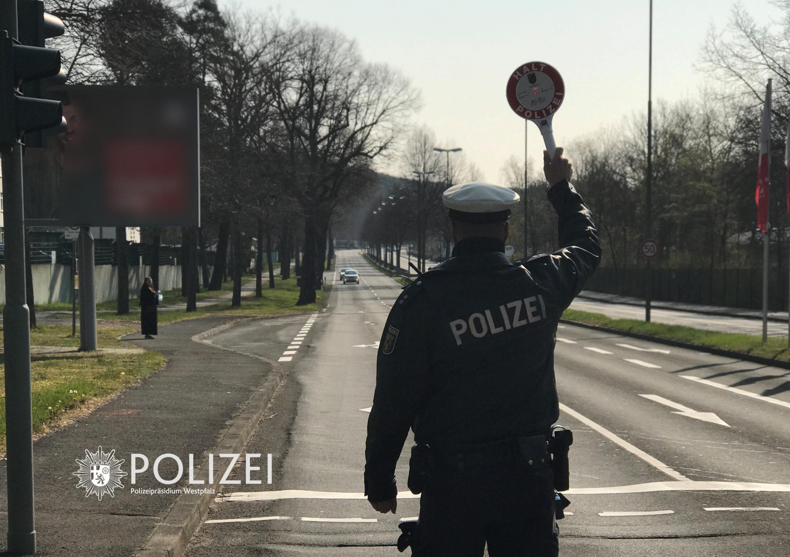 Europaweiter Speedmarathon – positive Bilanz bei Geschwindigkeitskontrollen in der Westpfalz