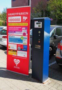 Steigende Nutzerzahlen beim Handyparken