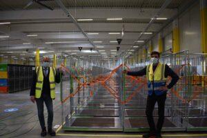 Kaiserslautern wird Amazon-Standort
