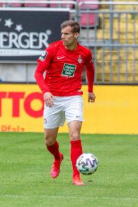 Hendrick Zuck verlängert seinen Vertrag beim FCK